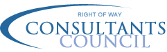 Right of Way Consultants Council logo