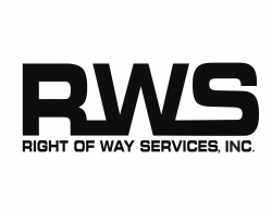 Right of Way Services, Inc. Logo