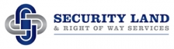 Security Land & Right of Way Services Logo